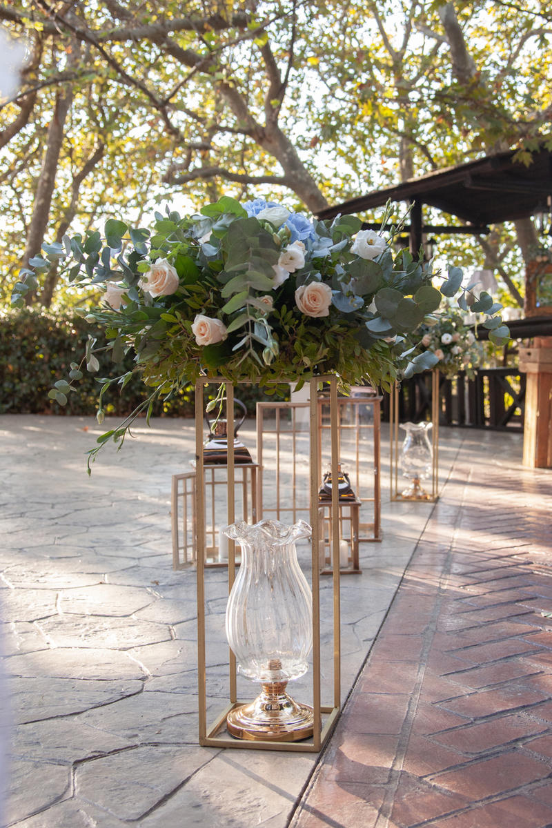 Rustic Luxury Wedding